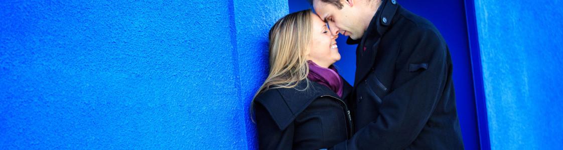 Kim & Tim {Calgary Engagement Session}