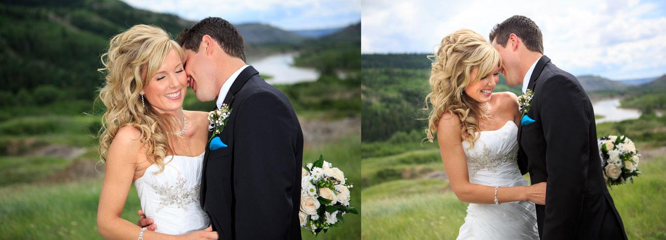 Lieke & Tyrel - Badlands Wedding - Alberta Wedding Photography (19)
