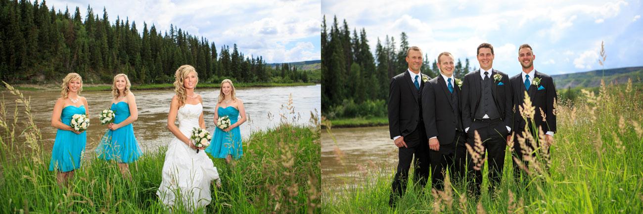 Lieke & Tyrel - Badlands Wedding - Alberta Wedding Photography (24)