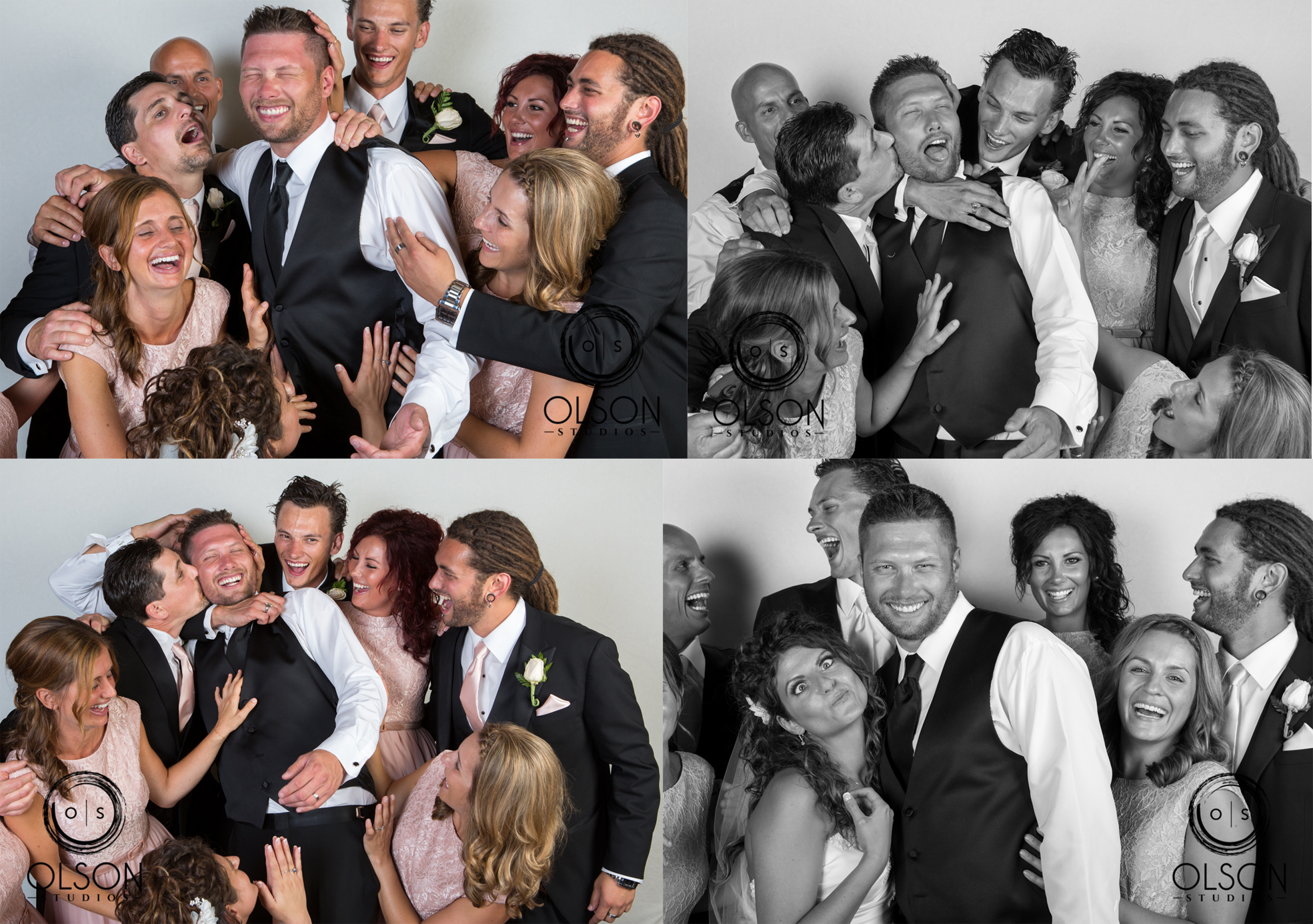 Lindsey and Darrell - Photo Booth - Red Deer Wedding Photography (2)