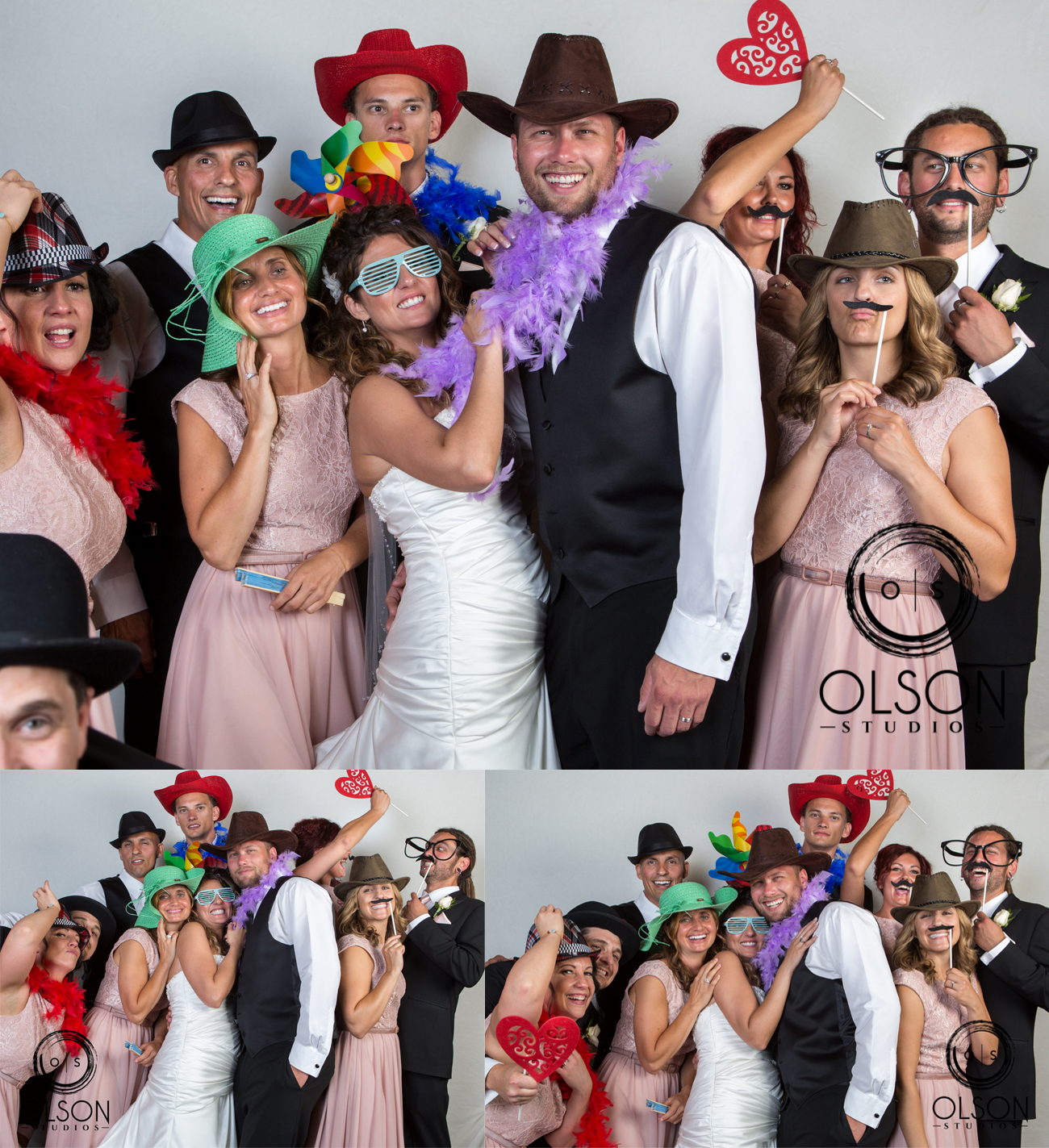 Lindsey and Darrell - Photo Booth - Red Deer Wedding Photography (5)