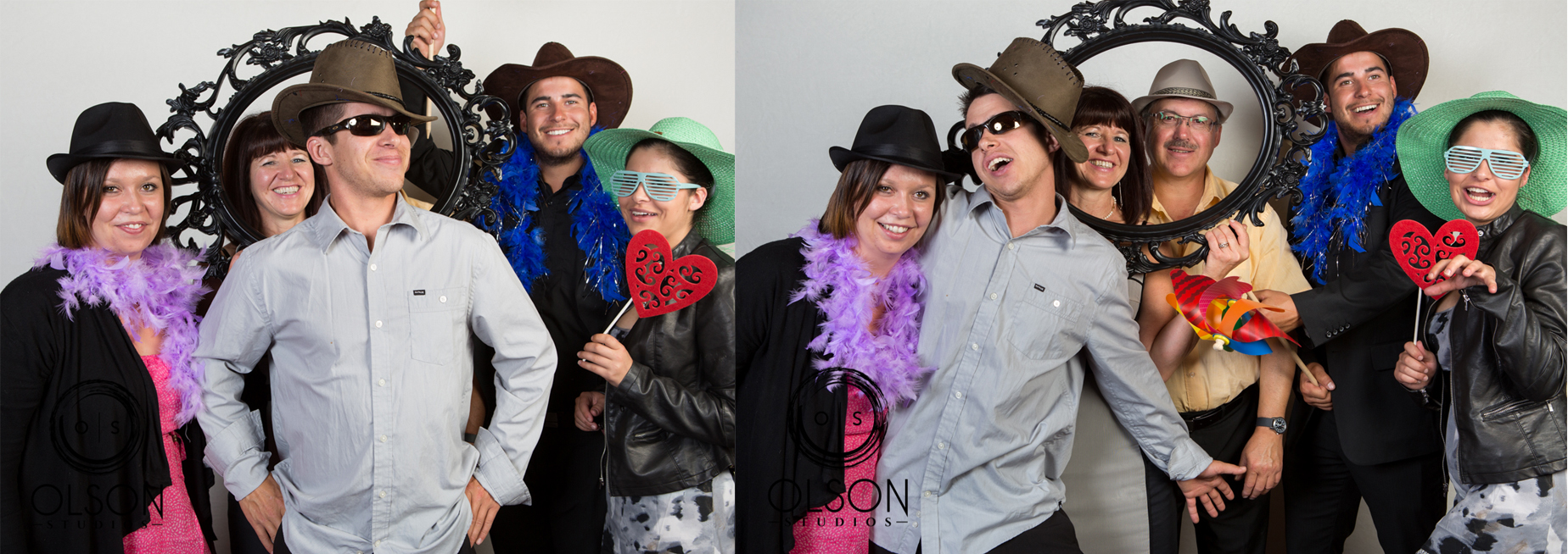 Lindsey and Darrell - Photo Booth - Red Deer Wedding Photography (59)