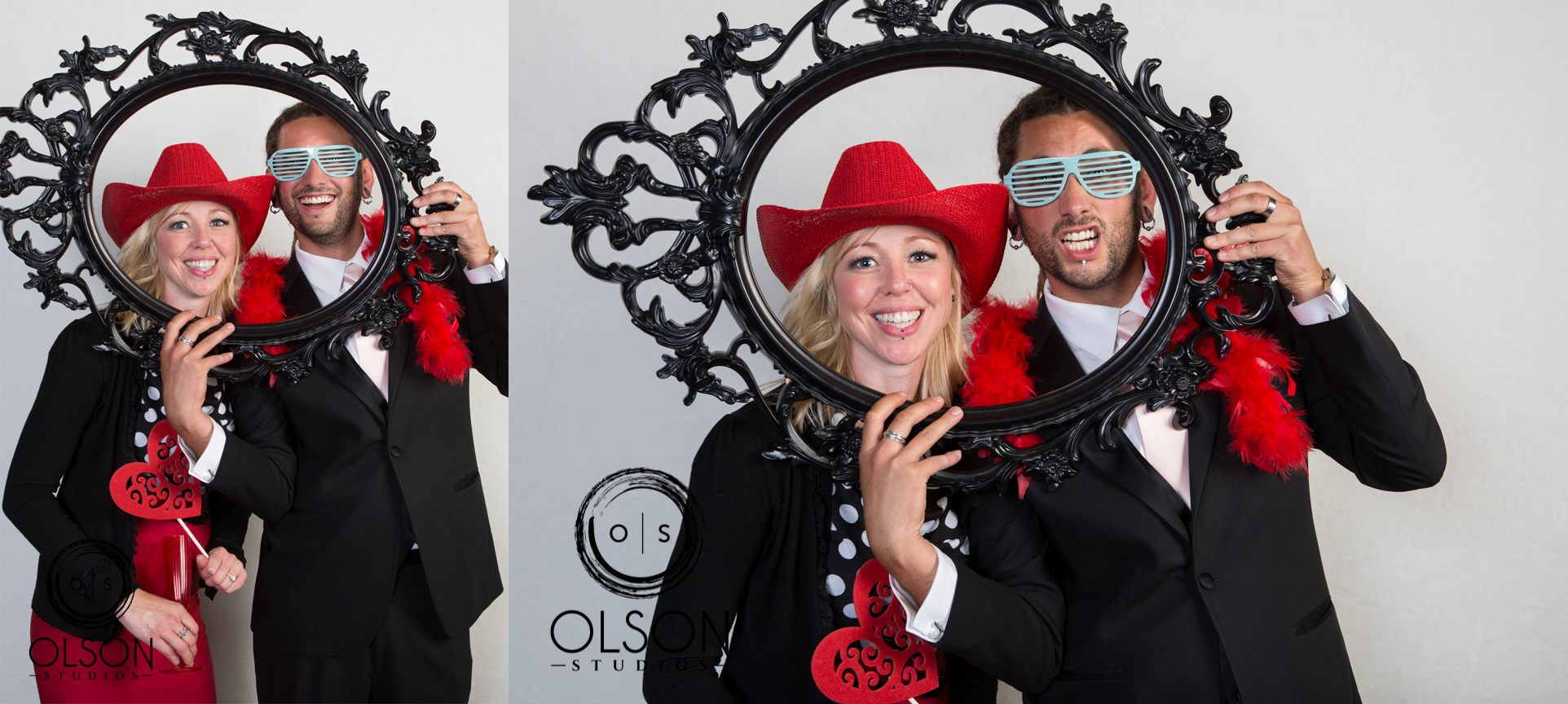 Lindsey and Darrell - Photo Booth - Red Deer Wedding Photography (8)