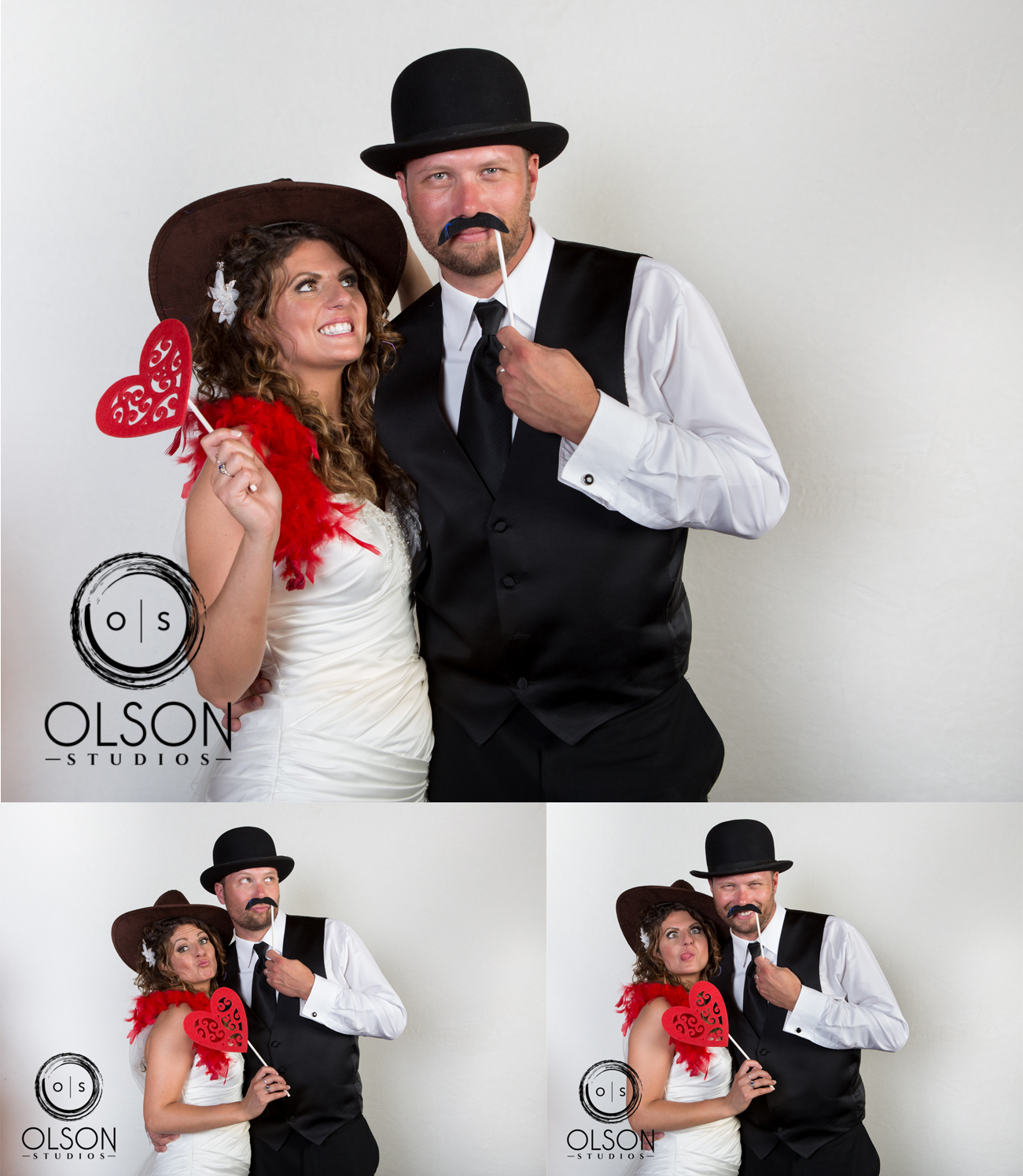 Lindsey and Darrell - Photo Booth - Red Deer Wedding Photography (9)