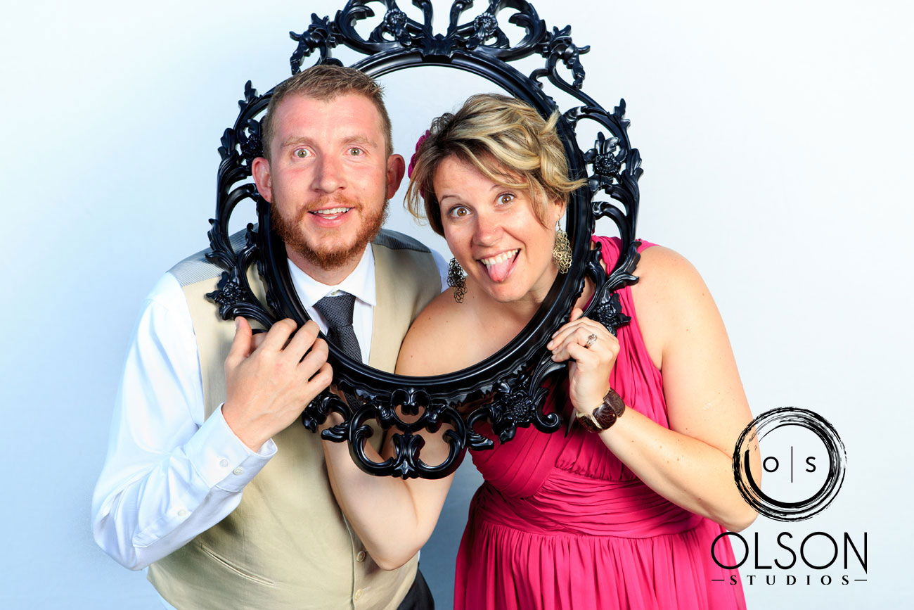 Robin & Alysse - Photo Booth - Wedding Photography - Red Deer & Calgary Alberta (21)