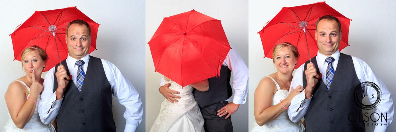 Beth & Troy  - Photo Booth - Sylvan Lake, Alberta Wedding Photography (1)