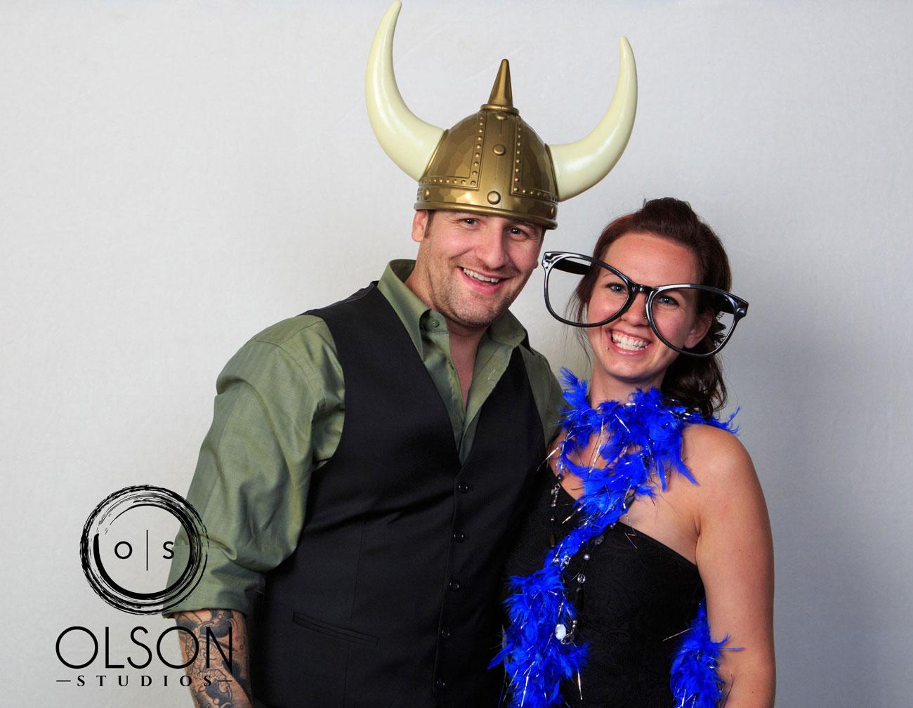 Beth & Troy  - Photo Booth - Sylvan Lake, Alberta Wedding Photography (11)