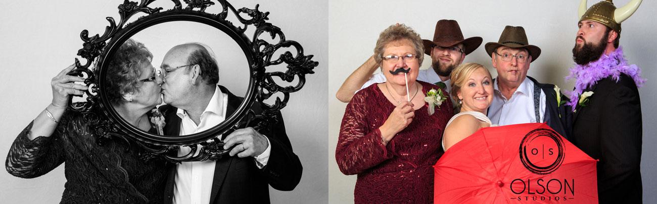 Beth & Troy  - Photo Booth - Sylvan Lake, Alberta Wedding Photography (26)