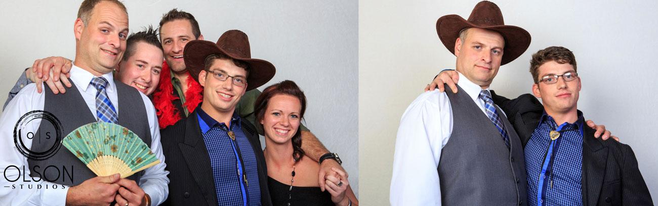 Beth & Troy  - Photo Booth - Sylvan Lake, Alberta Wedding Photography (37)