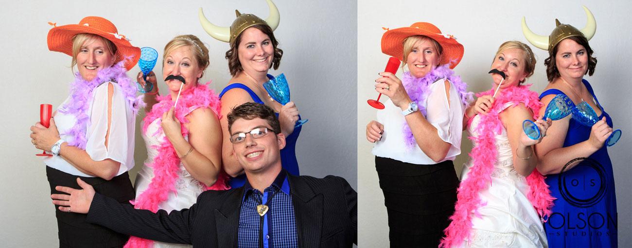 Beth & Troy  - Photo Booth - Sylvan Lake, Alberta Wedding Photography (46)