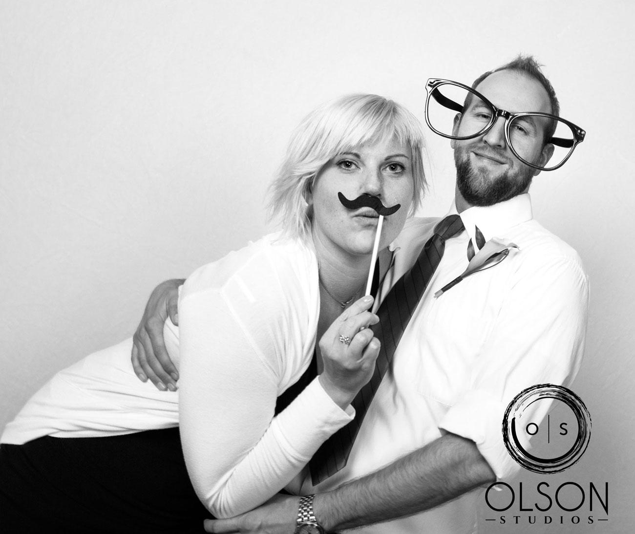 Beth & Troy  - Photo Booth - Sylvan Lake, Alberta Wedding Photography (47)