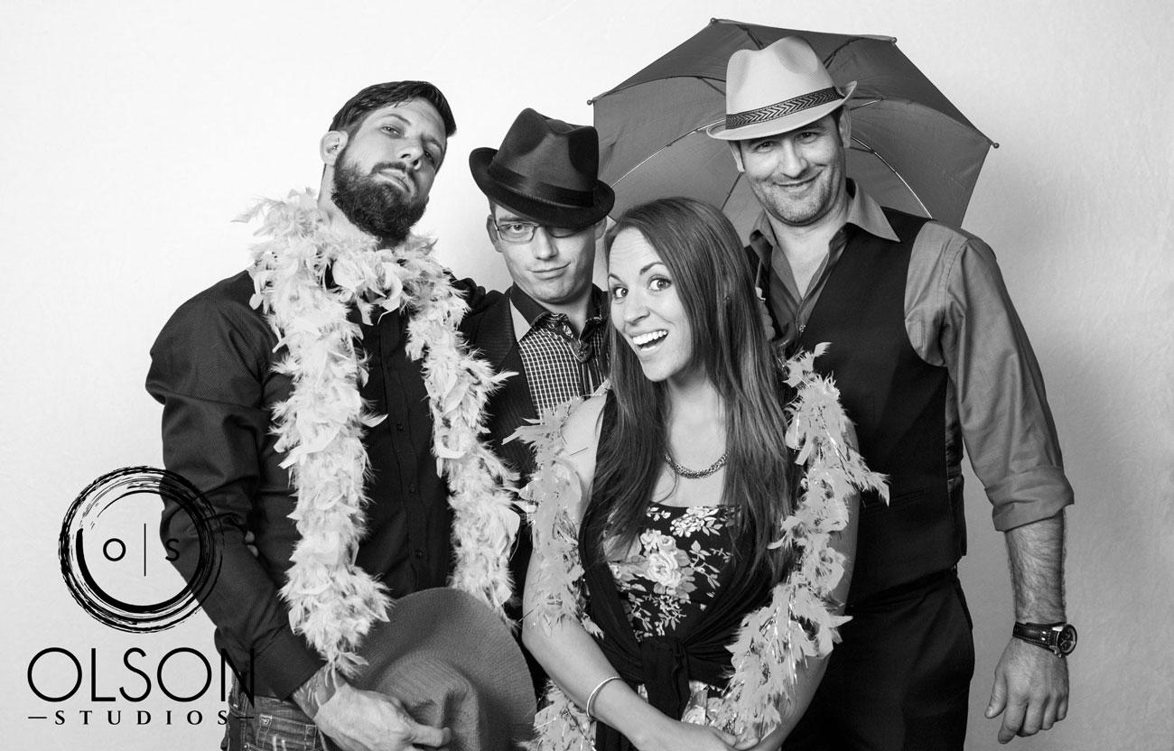 Beth & Troy  - Photo Booth - Sylvan Lake, Alberta Wedding Photography (49)