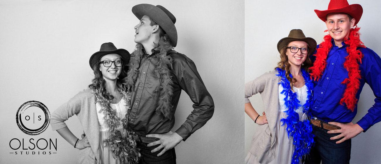 Beth & Troy  - Photo Booth - Sylvan Lake, Alberta Wedding Photography (51)