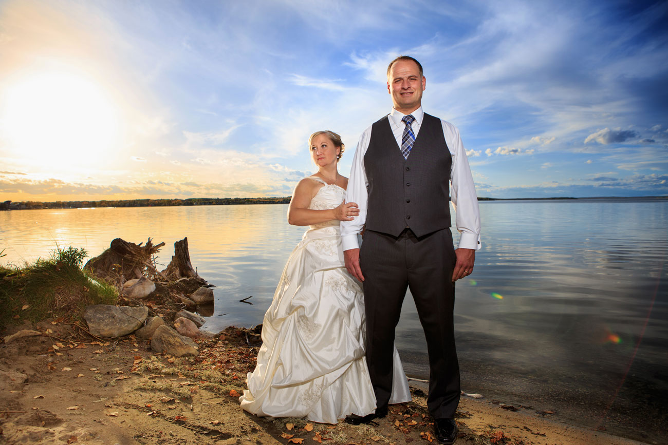 Beth Troy - Sylvan Lake Alberta Wedding - Olson Photography (26)