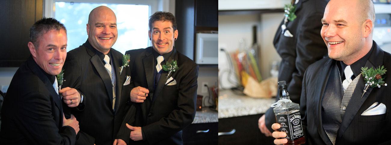 Courtney & Ryan - Christmas Wedding - Three Hills, Alberta - Wedding Photography (15)