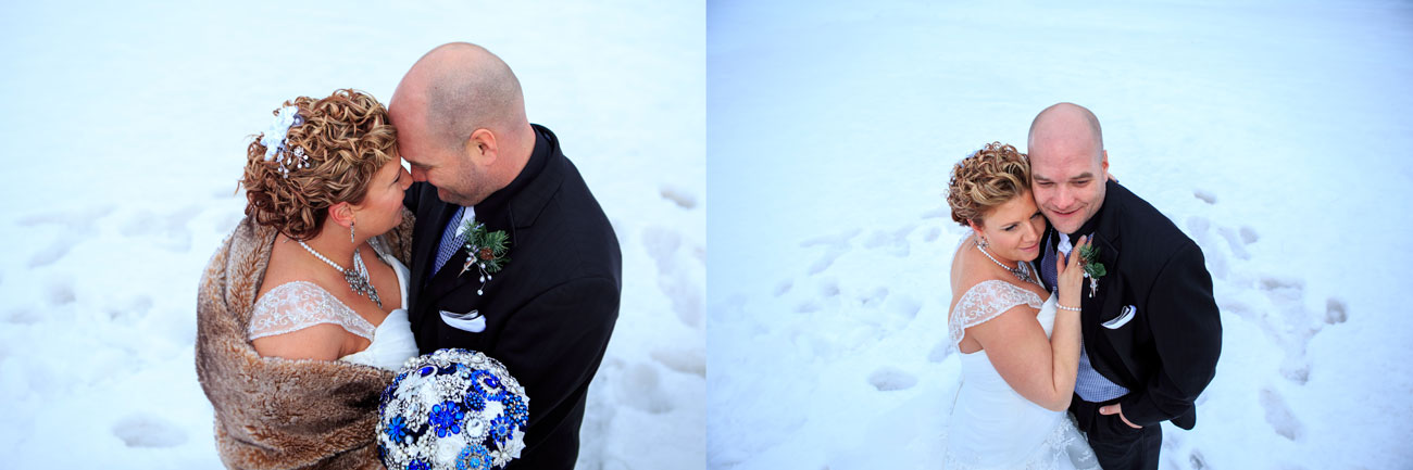 Courtney & Ryan - Christmas Wedding - Three Hills, Alberta - Wedding Photography (26)