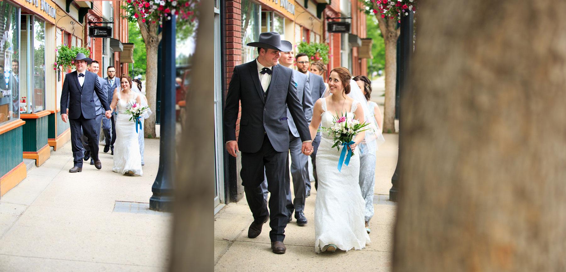 Angela & Patrick - Lacombe, Alberta Wedding Photography - Olson Studios (16)