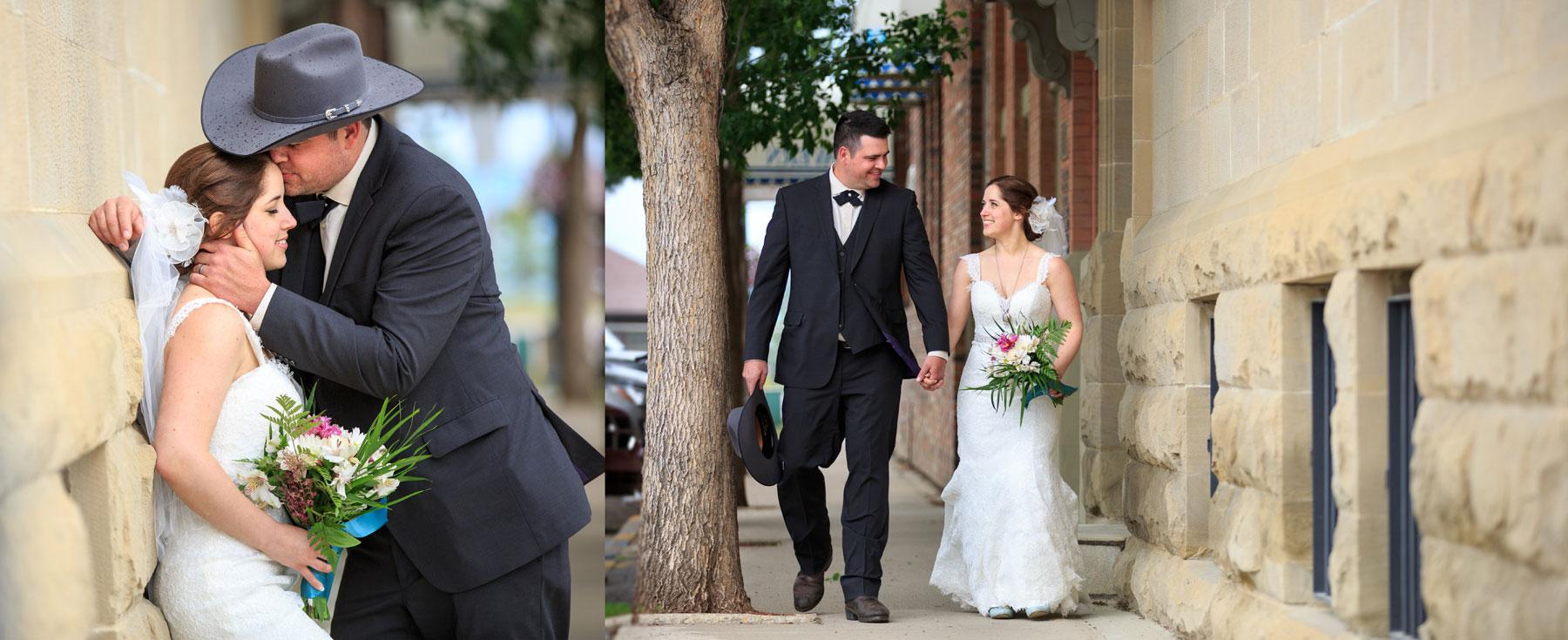 Angela & Patrick - Lacombe, Alberta Wedding Photography - Olson Studios (20)