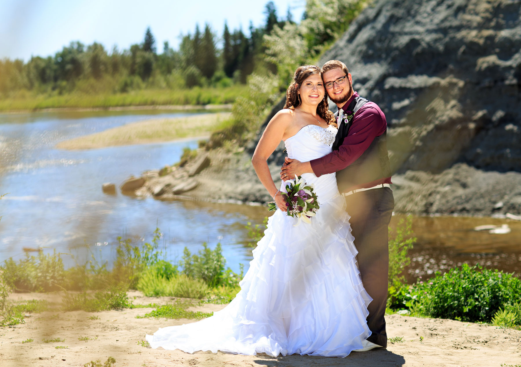 Zach-and-Naomi---Red-Deer-Alberta---Wedding-Photography---Olson-Studios---Lacombe---St.-Luke's-Anglican-Church-(16)