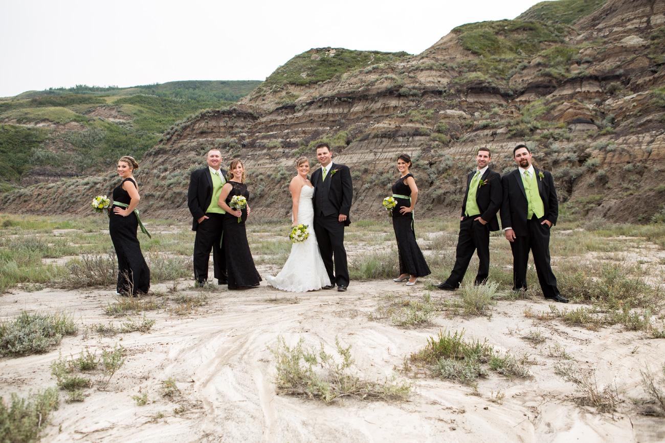 CJ & Jasen - Drumheller Wedding Photography - Calgary Wedding Photographer (35)