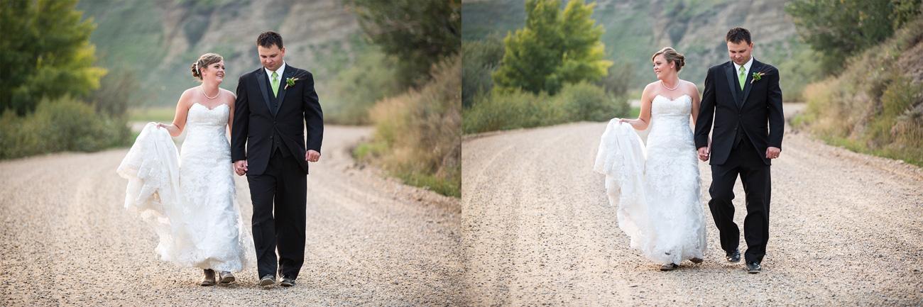 CJ & Jasen - Drumheller Wedding Photography - Calgary Wedding Photographer (45)