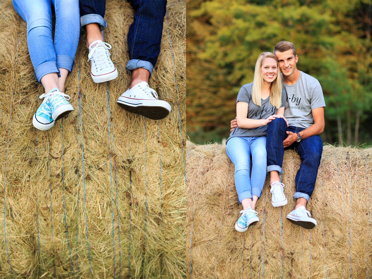 Quinn & Nathan -  Engagement & Wedding Photography - Rocky Mountain House, Alberta (11)