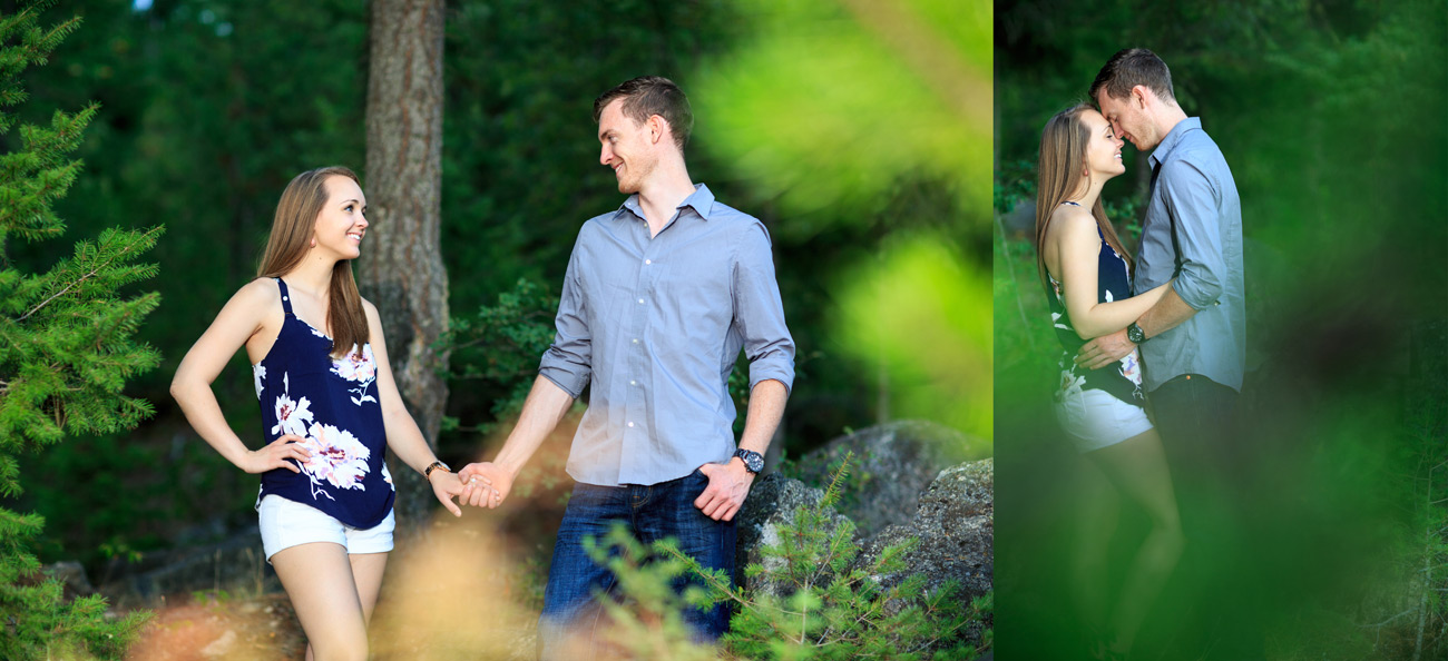 Victoria & Matt - Nelson, BC Engagement and Wedding Photography (5)