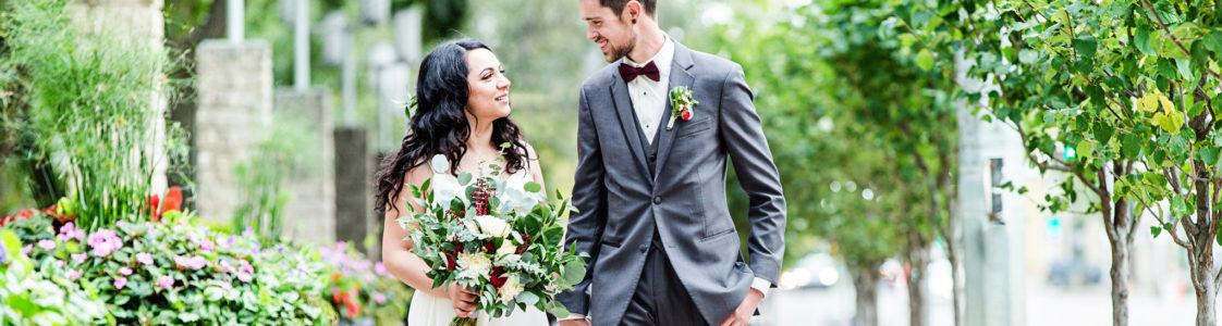 Andrea & Colton – Edmonton, Alberta Wedding Photography