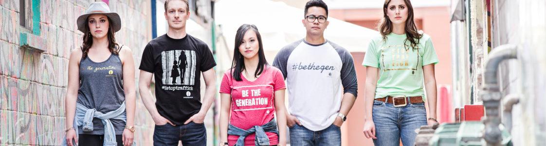 SAFoundation Swag – #bethegen