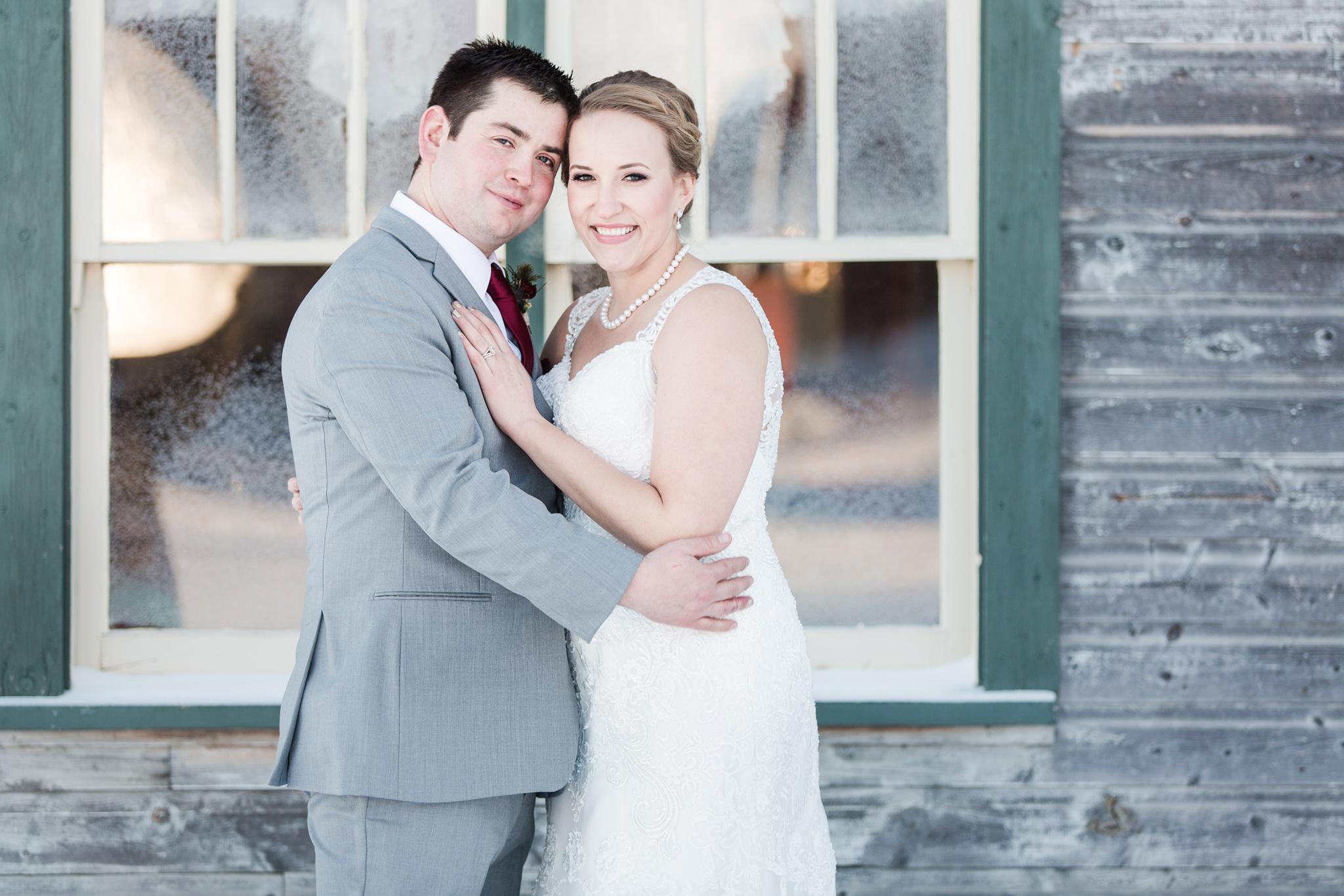 Laura & Jamie - New Years Eve Wedding - Olson Studios
