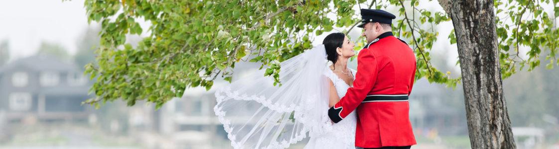 Lina & Doug – Chestermere Wedding
